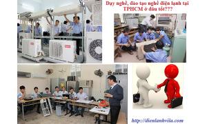 Trung tâm dạy nghề, đào tạo nghề điện lạnh tại TPHCM