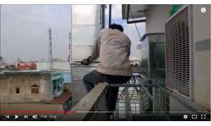 Thi công hệ thống thông gió nhà xưởng tại TPHCM