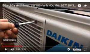 Vila sửa chữa vệ sinh nạp gas máy lạnh
