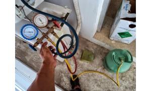 Nạp gas máy lạnh quận 9