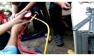 Nạp gas máy lạnh quận Bình Tân